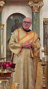 Protodeacon John Eby